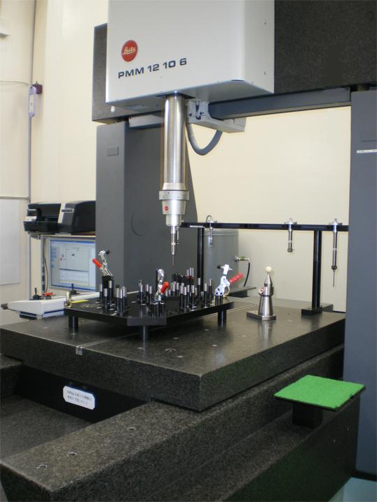 ライツPMM12106 三次元測定器